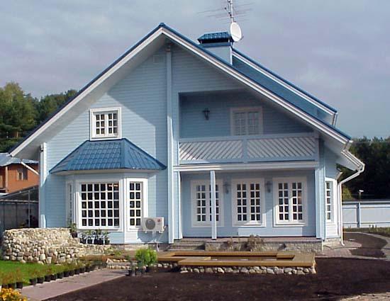 Construccion casas prefabricadas constructoras de casas - Casas americanas espana ...