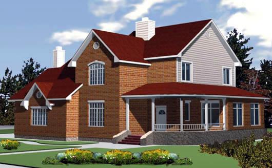 Casa de madera chalet unifamiliar casas prefabricadas modelo de casa lotos - Precio m2 construccion chalet ...