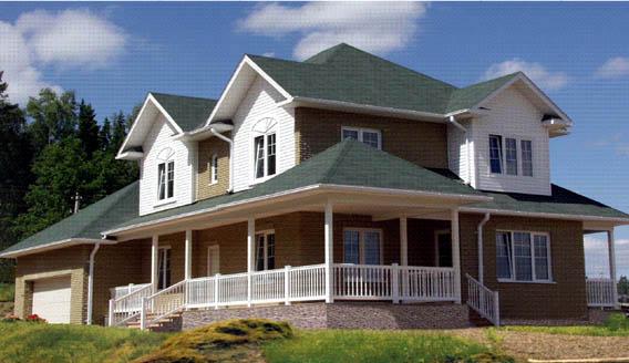 casa de madera chalet unifamiliar casas modelo de casa provans