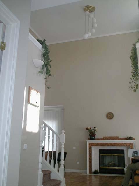 Interiores de casas americanas casas de madera casas - Decoracion casas americanas ...