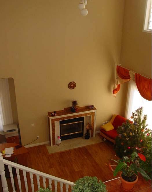 Interiores de casas americanas casas de madera casas - Interiores de casas prefabricadas ...