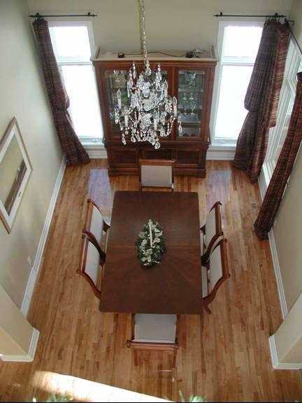 Interiores de casas americanas casas de madera casas - Casas americanas interior ...