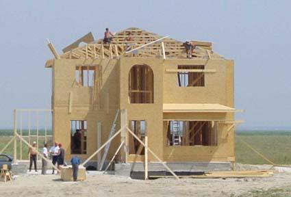 Casas de madera americanas